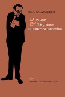 «Lavvocato» e «il segretario» di Francesco Sansovino.pdf