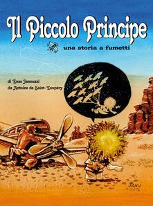 Il Piccolo Principe da Antoine de Saint-Exupéry. Una storia a fumetti.pdf