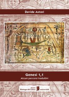Listadelpopolo.it Genesi 1,1. Alcuni percorsi traduttivi Image
