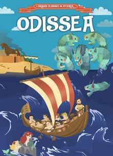 L Odissea. I viaggi di Ulisse. Con adesivi.pdf