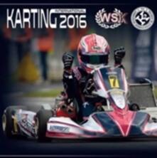 Voluntariadobaleares2014.es  Karting internazionale 2016. I campionati WSK, CUC-FIA e Formula 4 Italia. Ediz. bilingue Image