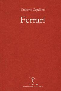 Ferrari - Umberto Zapelloni - copertina
