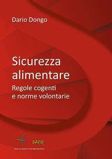 Premioquesti.it Sicurezza alimentare. Regole cogenti e norme volontarie Image