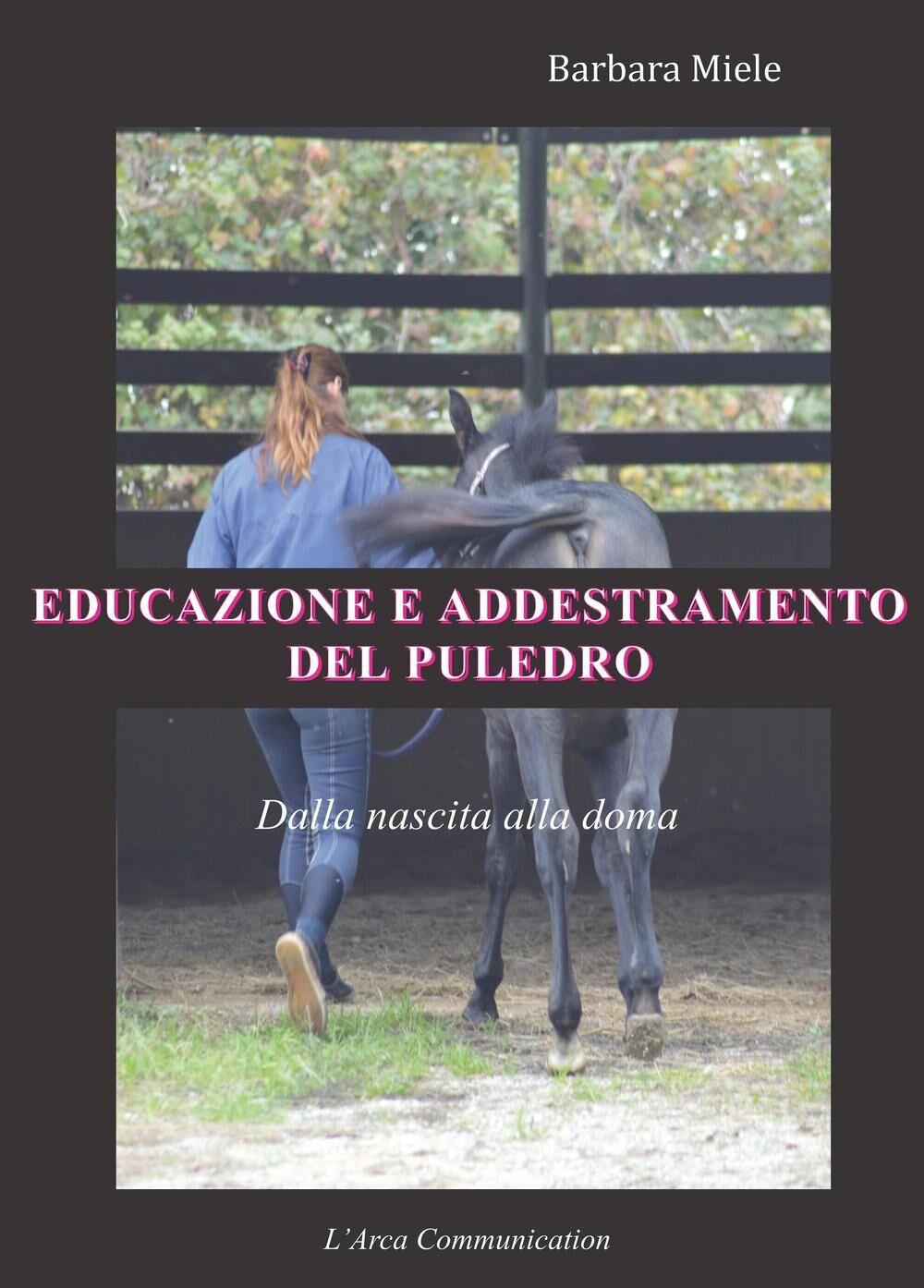 Educazione e addestramento del puledro. Dalla nascita alla doma