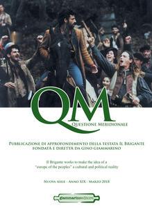 QM. Questione meridionale (2018). Vol. 3