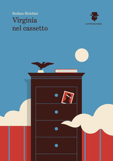 Virginia nel cassetto - Stefano Biolchini - copertina