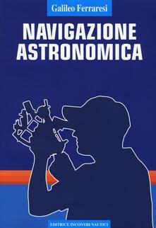 Aboutschuster.de Navigazione astronomica Image