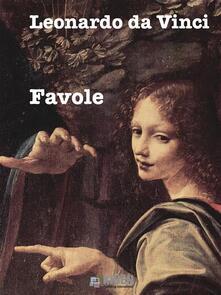 Favole - Leonardo da Vinci - ebook