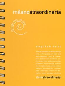Voluntariadobaleares2014.es Milanostraordinaria 2018. Ediz. italiana e inglese Image