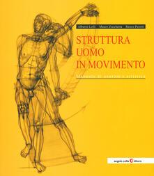 Voluntariadobaleares2014.es Struttura uomo in movimento. Manuale di anatomia artistica Image