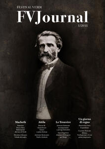 FVJournal. Festival Verdi Journal (2018). Vol. 1