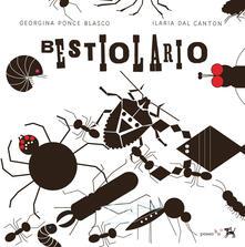 Aboutschuster.de Bestiolario. Ediz. illustrata Image