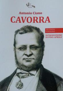 Cavorra - Antonio Ciano - copertina