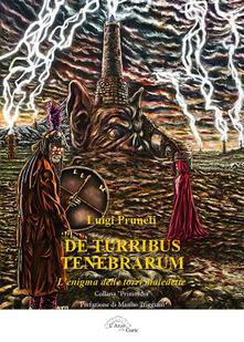 De turribus tenebrarum. L'enigma delle torri maledette - Luigi Pruneti - copertina