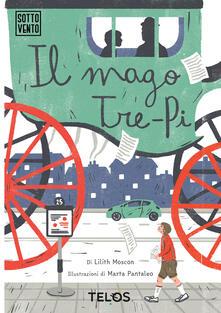 Promoartpalermo.it Il mago Tre-Pi. Ediz. illustrata. Con espansione online Image