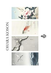 Ohara Koson. Ediz. illustrata - copertina