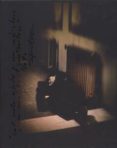 Fabrizio De André. Sguardi randagi. Le fotografie di Guido Harari. Edizione limitata e numerata con cofanetto Deluxe e Foto autografata - Guido Harari - 7