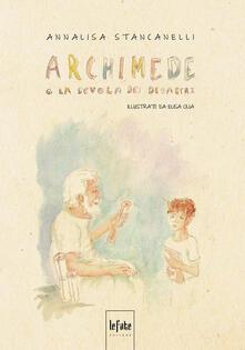 Camfeed.it Archimede e la scuola dei disastri Image