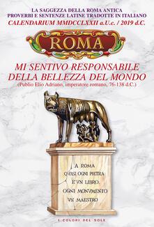 Antondemarirreguera.es Calendario Roma 2019 Image