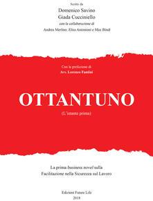 Ottantuno (L'istante prima) - Domenico Savino,Giada Cucciniello,Andrea Merlino - copertina