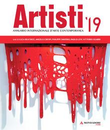 Radiosenisenews.it Annuario internazionale d'arte contemporanea. Artisti '19. Ediz. illustrata Image