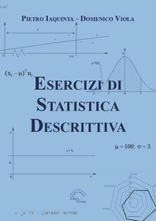 Warholgenova.it Esercizi di statistica descrittiva Image