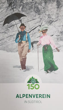 150 Jahre Alpenverein Suedtirol