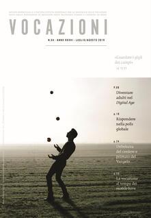 Winniearcher.com Vocazioni (2019). Vol. 4: Guardate i gigli dei campi (Luglio-Agosto). Image