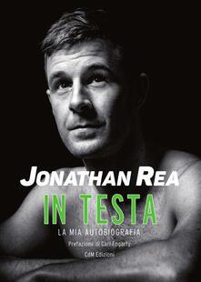 In testa - Jonathan Rea - copertina