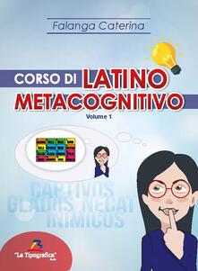 Camfeed.it Corso di latino metacognitivo. Vol. 1 Image