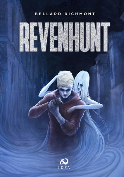 RevenHunt - Bellard Richmont - copertina