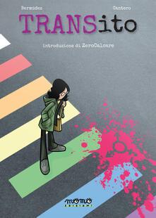 TRANSito - Ian Bermúdez,David Cantero - copertina