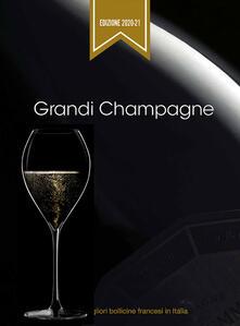 Promoartpalermo.it Grandi Champagne 2020-2021. Guida alle migliori bollicine francesi in Italia Image