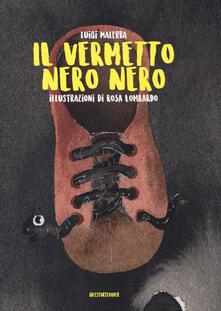 Il vermetto nero nero - Luigi Malerba - copertina