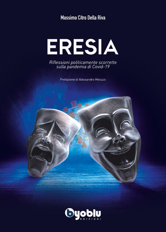 Eresia - Citro Della Riva Massimo - copertina