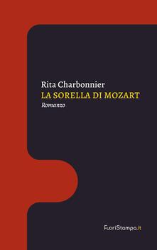 La sorella di Mozart - Rita Charbonnier - copertina
