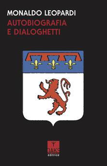 Promoartpalermo.it Autobiografia e dialoghetti Image