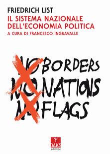Letterarioprimopiano.it Il sistema nazionale dell'economia politica Image