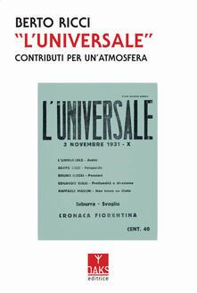 «L Universale». Contributi per unatmosfera.pdf