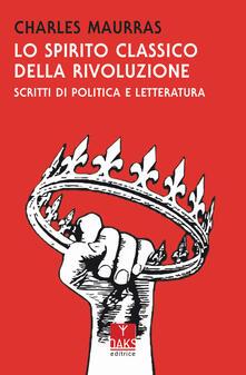 Parcoarenas.it Lo spirito classico della rivoluzione Image