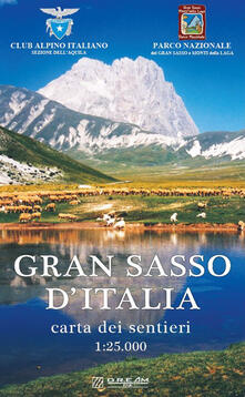Gran Sasso dItalia. Carta dei sentieri. Scala 1:25.000.pdf