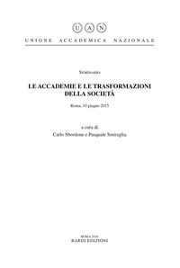 Le accademie e le trasformazioni della società