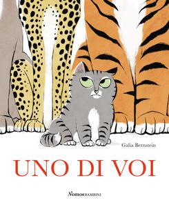 Uno di voi. Ediz. illustrata - Galia Bernstein - copertina