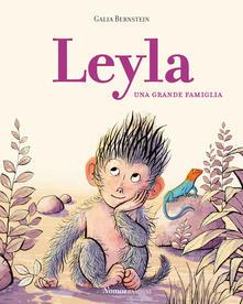 Radiospeed.it Leyla. Una grande famiglia. Ediz. illustrata Image
