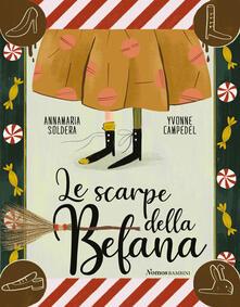 Capturtokyoedition.it Le scarpe della Befana. Ediz. illustrata Image