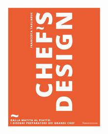 Camfeed.it Chef's design. Dalla matita al piatto: I disegni preparatori dei grandi chef Image