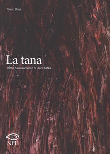 Equilibrifestival.it La tana. Tratto da un racconto di Franz Kafka Image