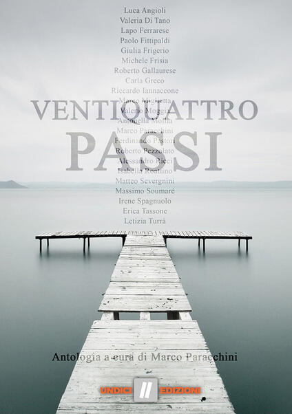 Ventiquattro passi - copertina