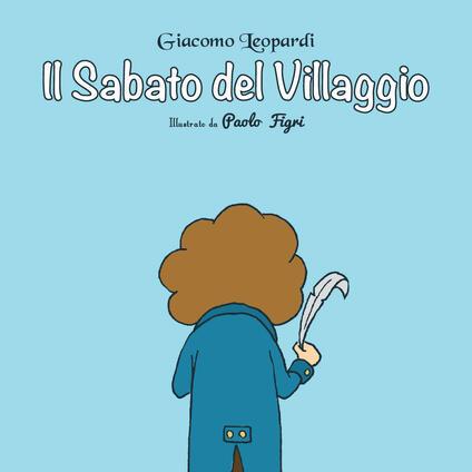 Il sabato del villaggio - Giacomo Leopardi - copertina