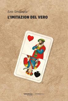 L' imitazion del vero - Ezio Sinigaglia - copertina